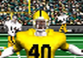 Ultimate Football - Play as the Quarterback in this America Football game, throw passes to your teammates.